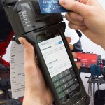 Need a Rugged Field Service Android with Built-In Accessories Galore?